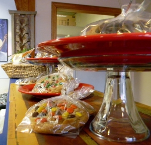 Pag's Freshly Baked Desserts