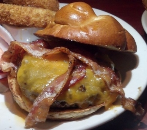 Fleming's Prime Burger