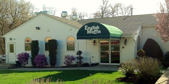 The English Muffin - Fork in the Rhode