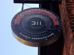 The American - Providence