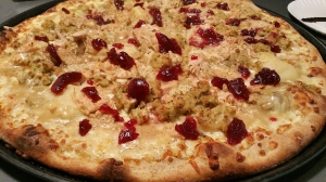 Thanksgiving Pizza - Fellini Pizzeria